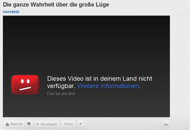 Youtube_Zensur